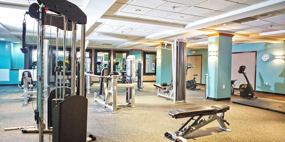 Fitness Facility, Holiday Inn Memphis Airport - Conf Ctr