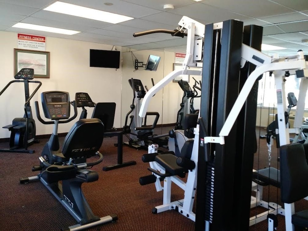 Fitness Facility, Quality Inn & Suites Conference Center