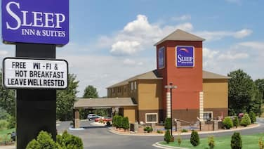 Sleep Inn & Suites Cullman I-65 exit 310