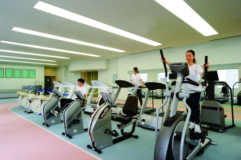 Gym, RIHGA Royal Hotel Hiroshima