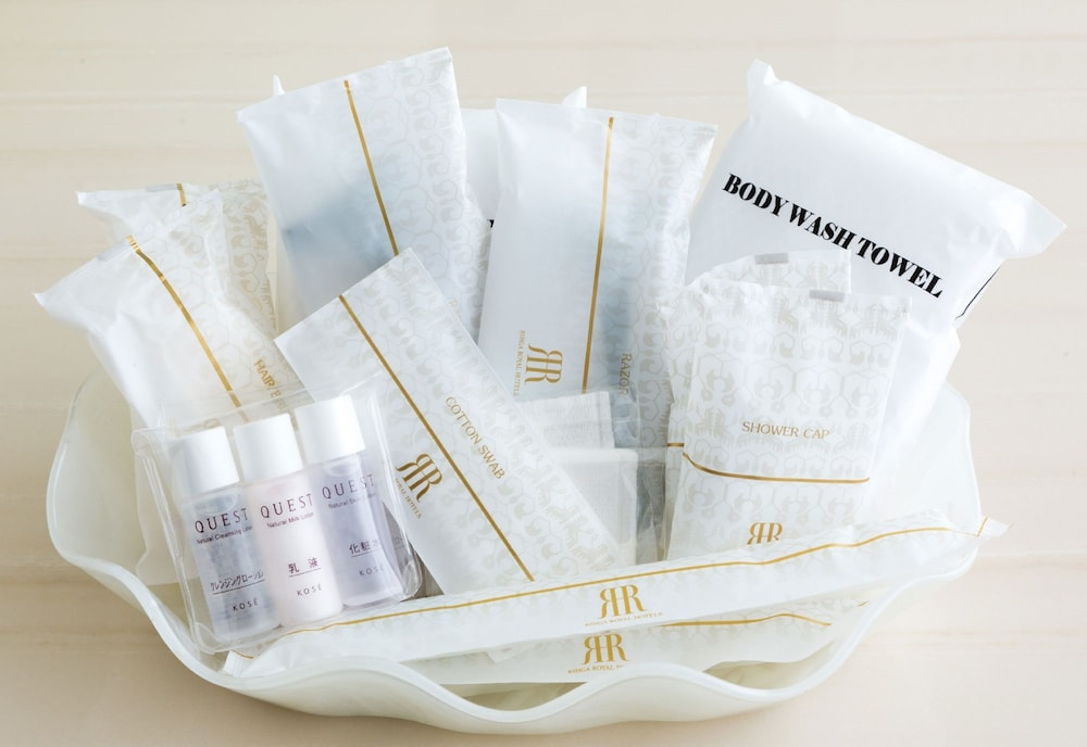 Bathroom Amenities, RIHGA Royal Hotel Hiroshima