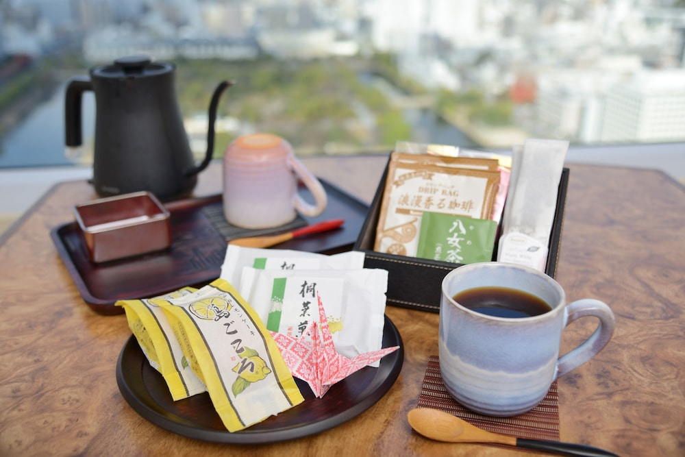 Room Amenity, RIHGA Royal Hotel Hiroshima