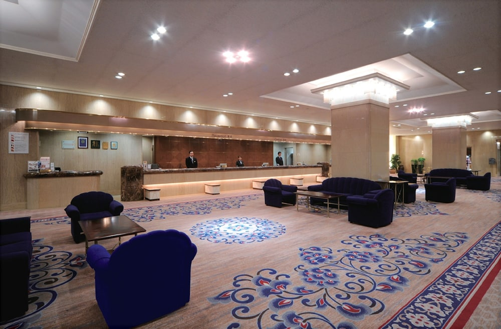 Reception, RIHGA Royal Hotel Hiroshima
