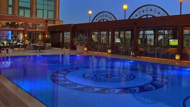 Four Seasons Hotel Cairo at First Residence
