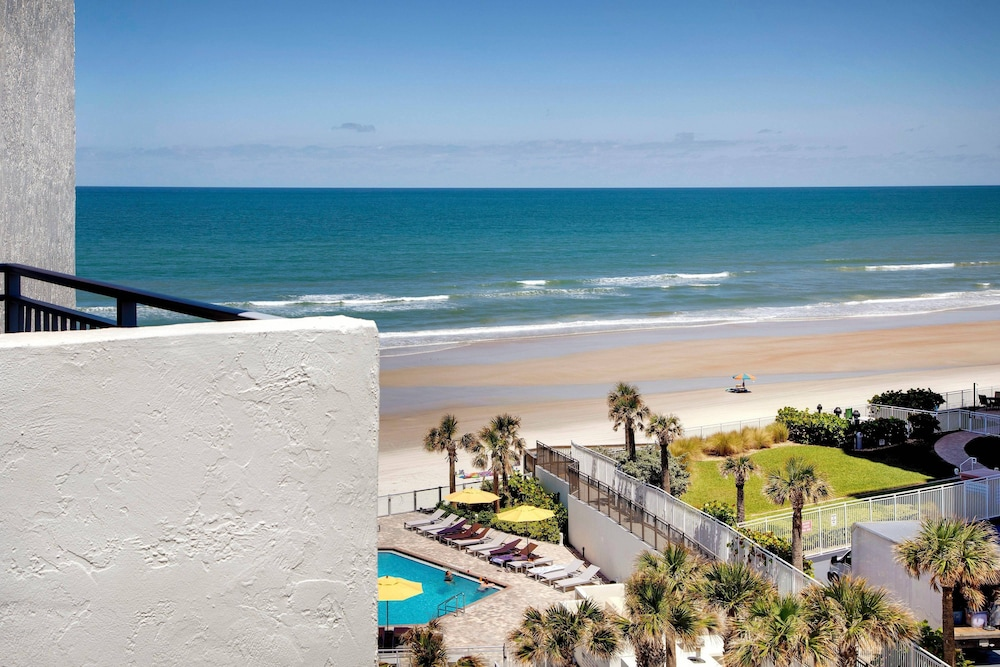 View from Room, Delta Hotels by Marriott Daytona Beach