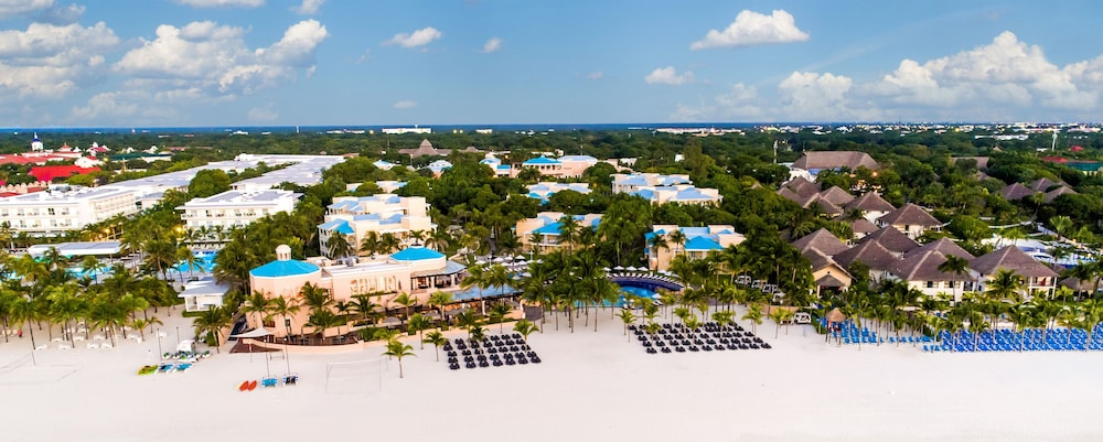 Aerial View, Royal Hideaway Playacar All Inclusive - Adults only