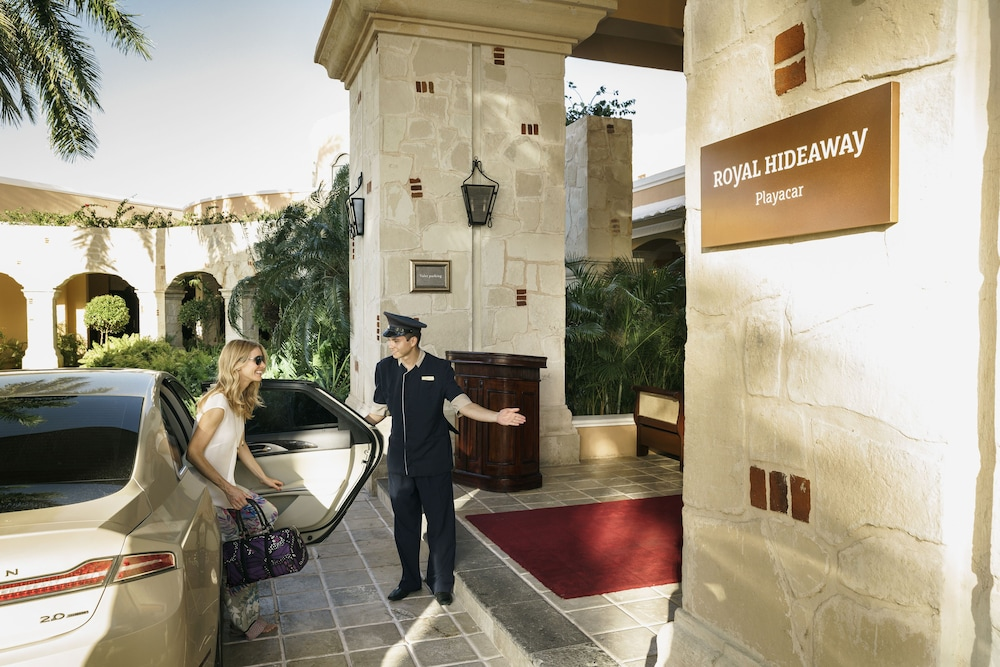Interior Entrance, Royal Hideaway Playacar All Inclusive - Adults only