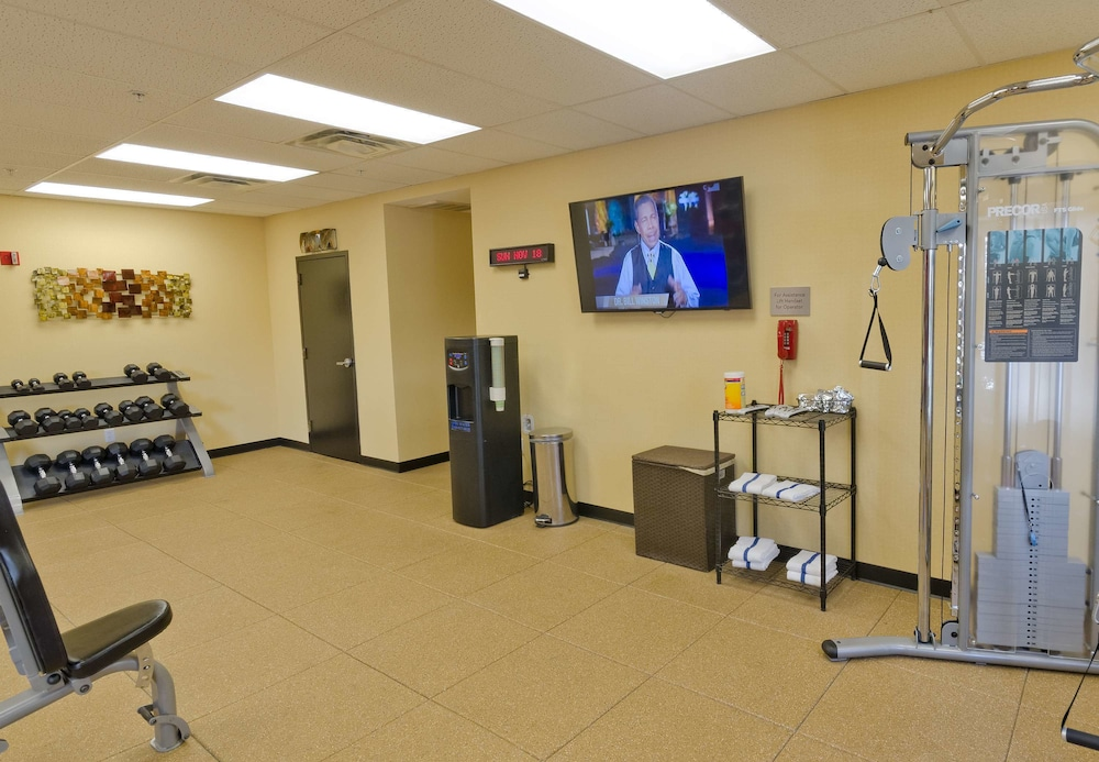Fitness Facility, Courtyard by Marriott Layton