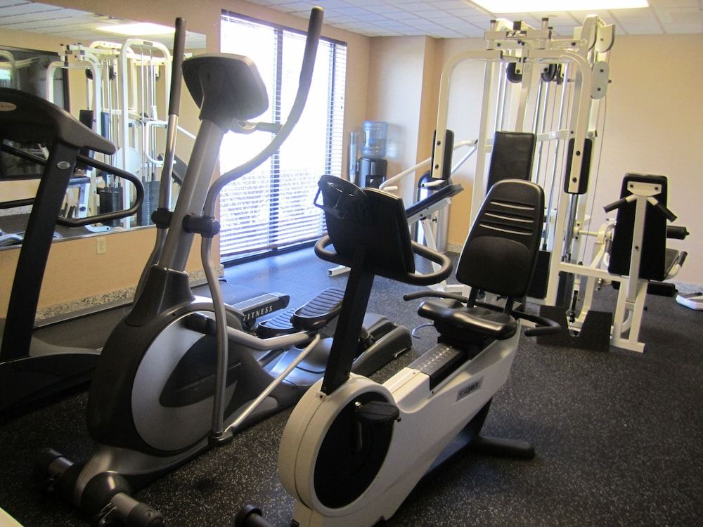Gym, Hampton Inn Latrobe