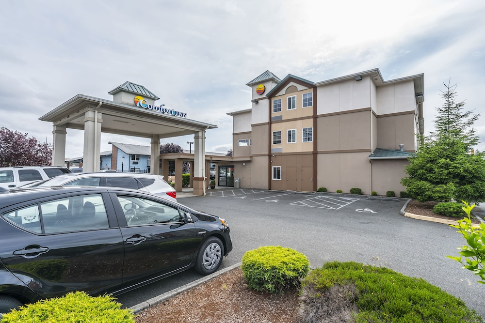 Front of Property, Comfort Inn Tacoma - Seattle
