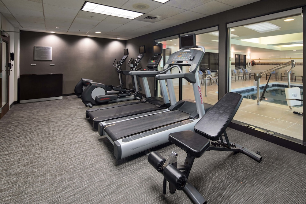Fitness Facility, Courtyard by Marriott Rock Hill