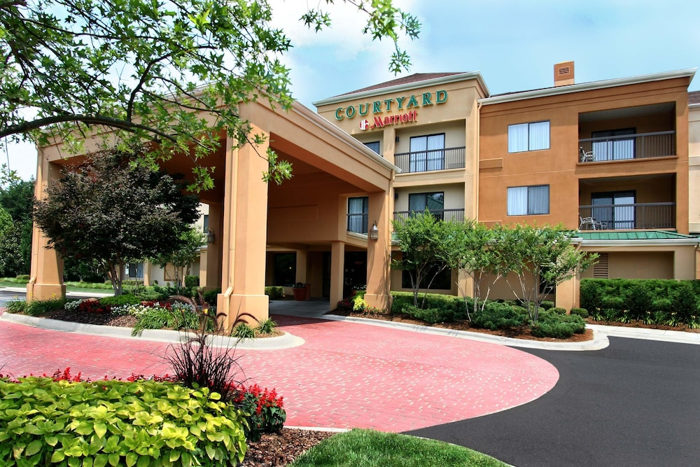 Front of Property, Courtyard by Marriott Rock Hill