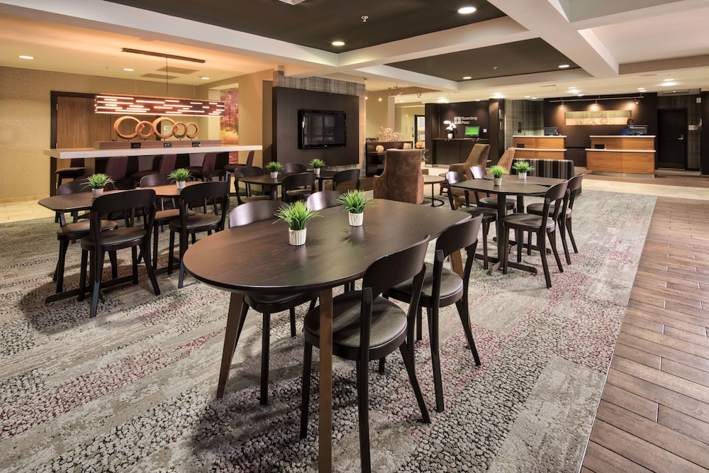Lobby Lounge, Courtyard by Marriott Rock Hill