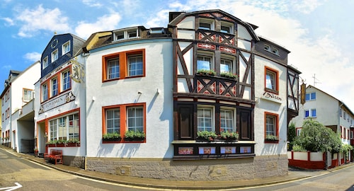 Pet Friendly Hotels In Ruedesheim Am Rhein 60 Dog Friendly