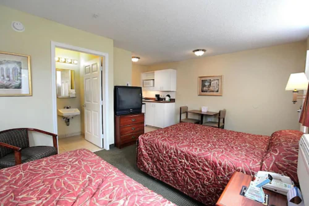 Room, Stay Suites of America
