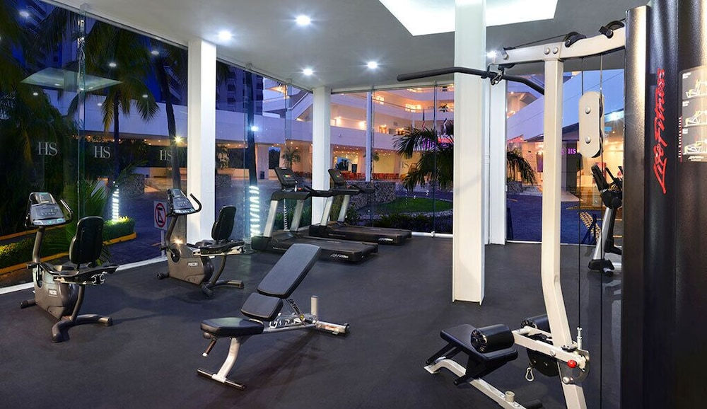 Gym, HS HOTSSON Smart Acapulco