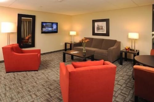 Living Room, Hotel UMass