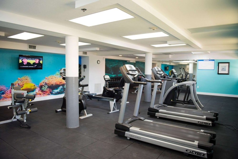 Fitness Facility, Wyndham Reef Resort Grand Cayman