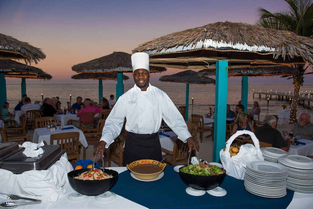 Buffet, Wyndham Reef Resort Grand Cayman