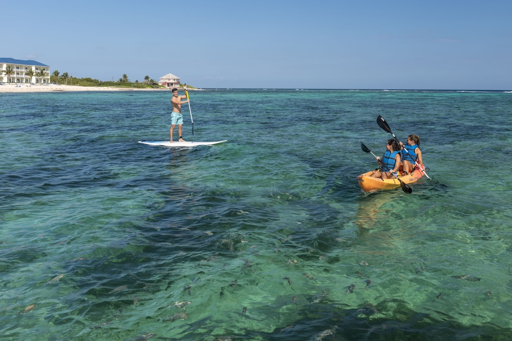 Kayaking, Wyndham Reef Resort Grand Cayman