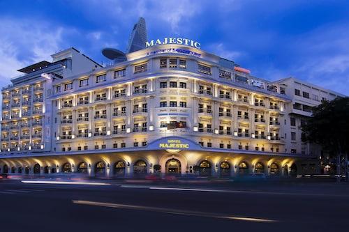 西贡马杰斯迪克酒店