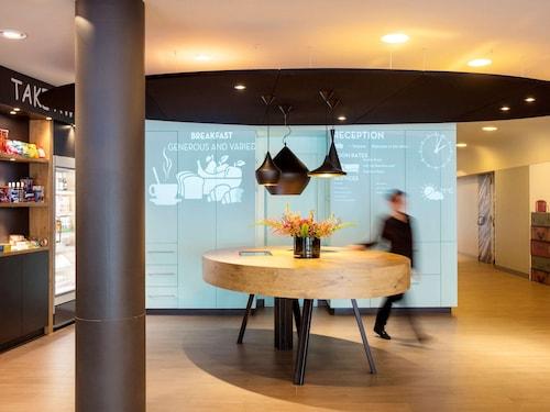 阿姆斯特丹中心市立歌劇院宜必思酒店