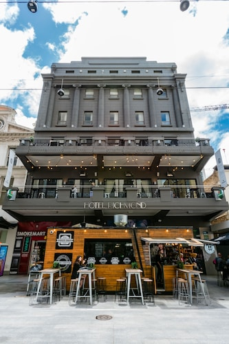Hotel Richmond on Rundle Mall