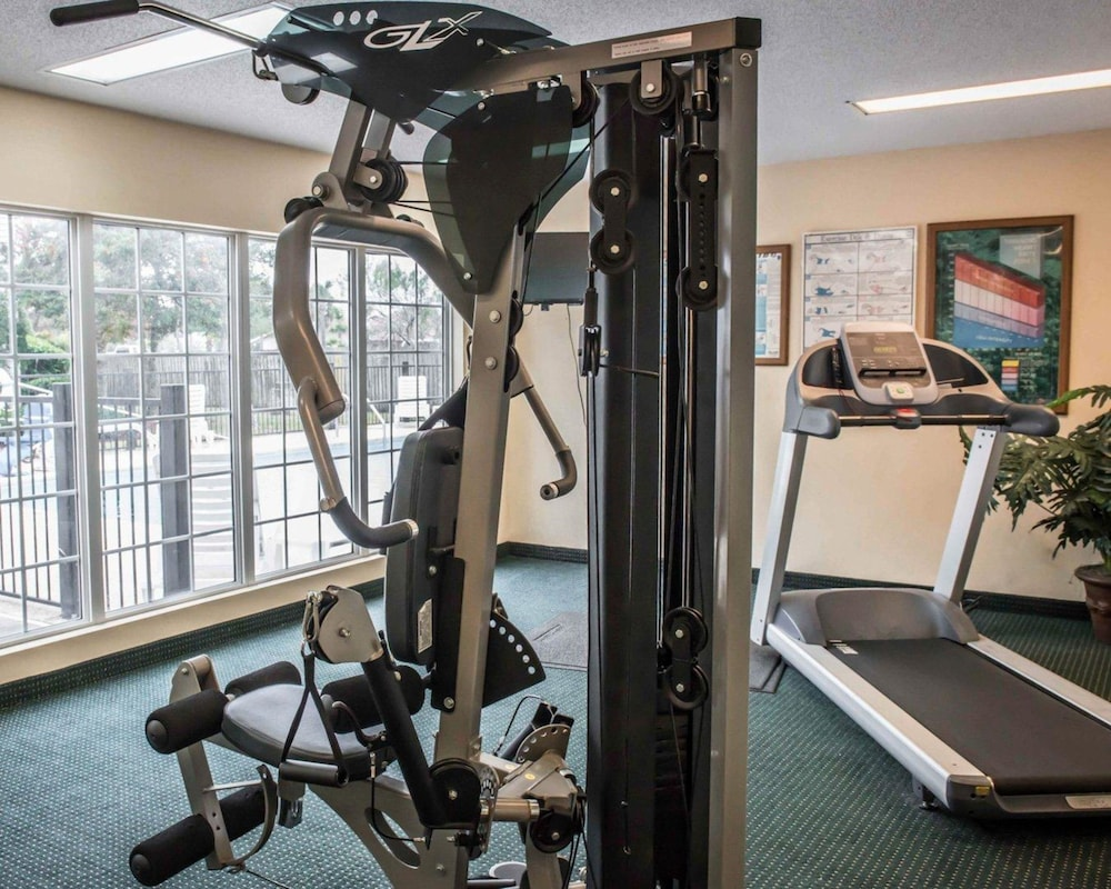 Fitness Facility, Quality Inn Lake City