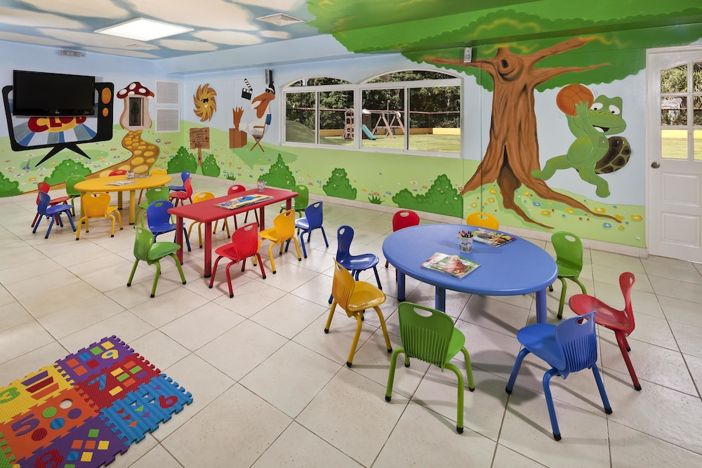 Children's Play Area - Indoor, Melia Panama Canal