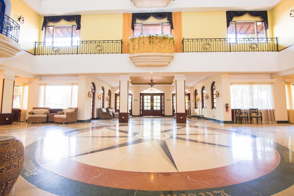 Interior Entrance, Melia Panama Canal