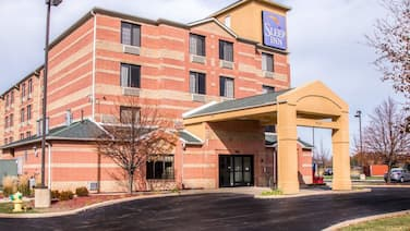 Sleep Inn Tinley Park I-80 near Amphitheatre-Convention Center