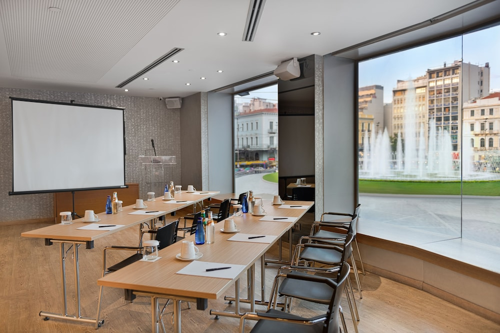 Meeting Facility, Athens Tiare Hotel