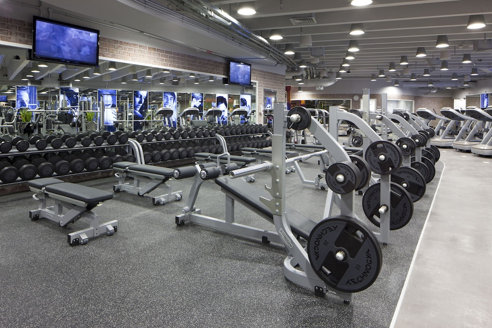 Gym, Jumeirah Emirates Towers