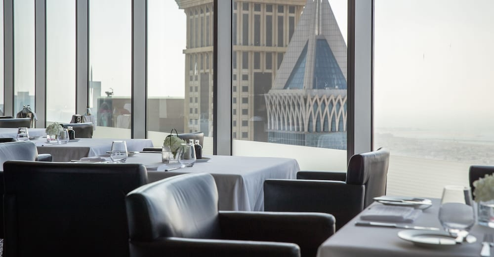 Dining, Jumeirah Emirates Towers