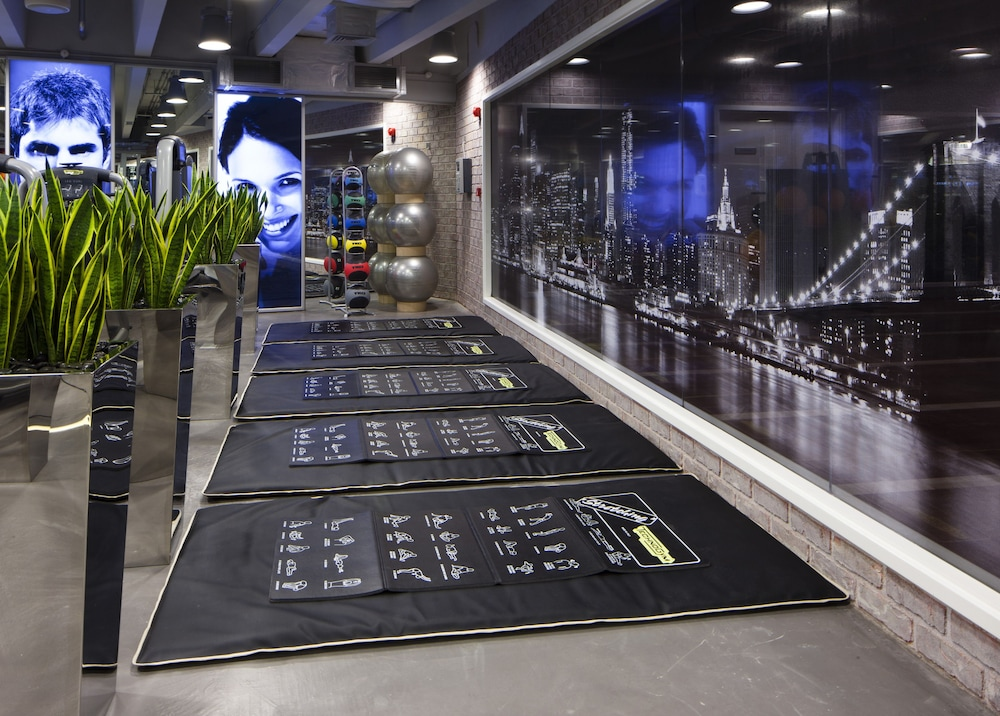 Fitness Studio, Jumeirah Emirates Towers