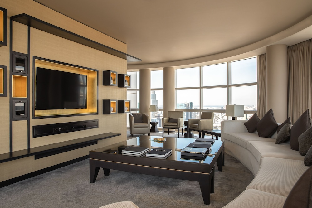 Living Area, Jumeirah Emirates Towers