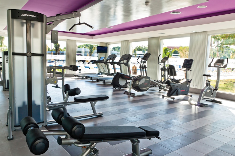 Gym, Riu Palace Mexico All Inclusive