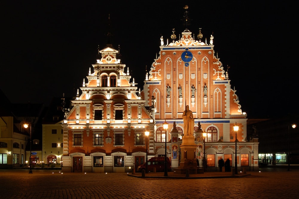Grand Palace Hotel - The Leading Hotels of the World Riga