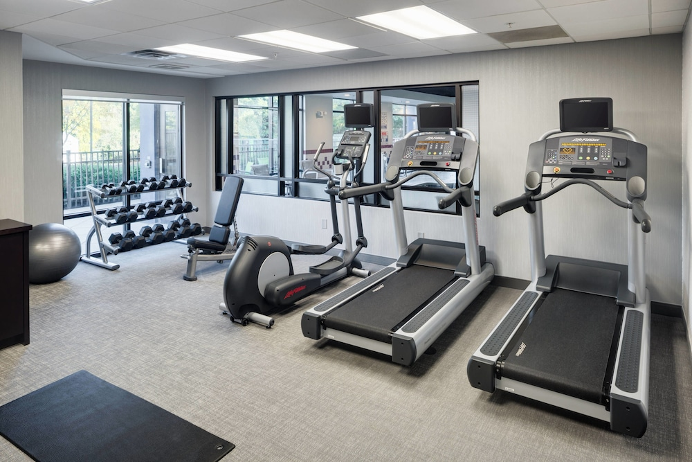 Fitness Facility, Springhill Suites Milford