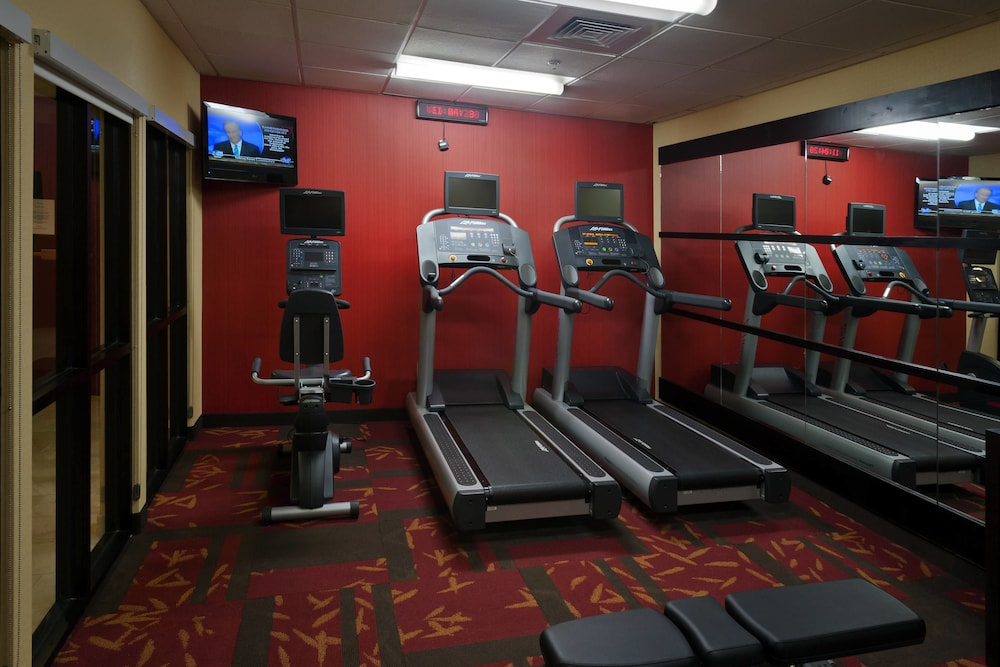 Fitness Facility, Courtyard by Marriott Lakeland