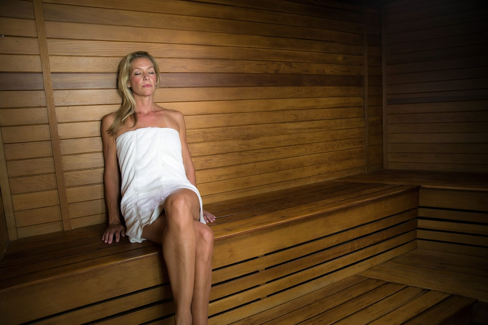 Sauna, Abbey Resort and Avani Spa