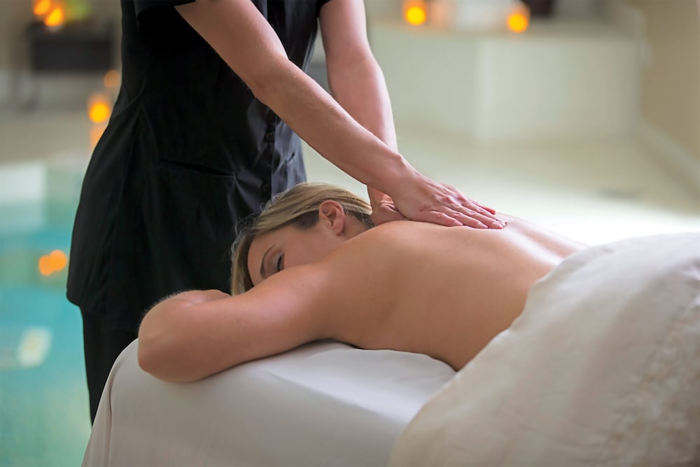 Massage, Abbey Resort and Avani Spa