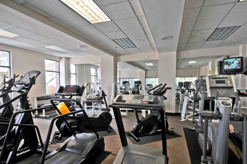 Fitness Facility, Quail Hollow Resort Trademark Collection by Wyndham