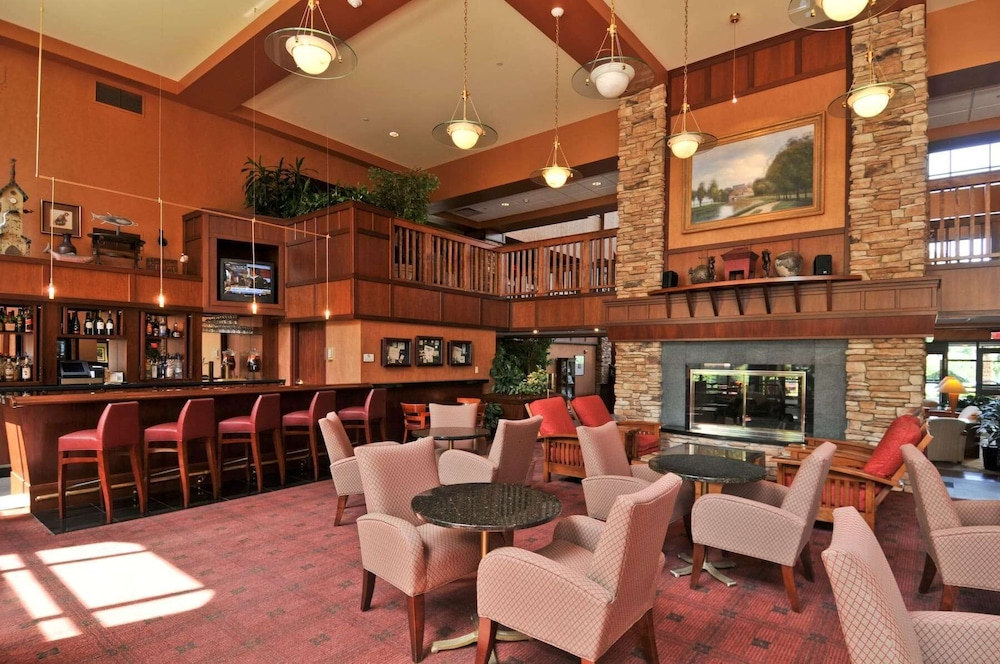 Lobby, Quail Hollow Resort Trademark Collection by Wyndham