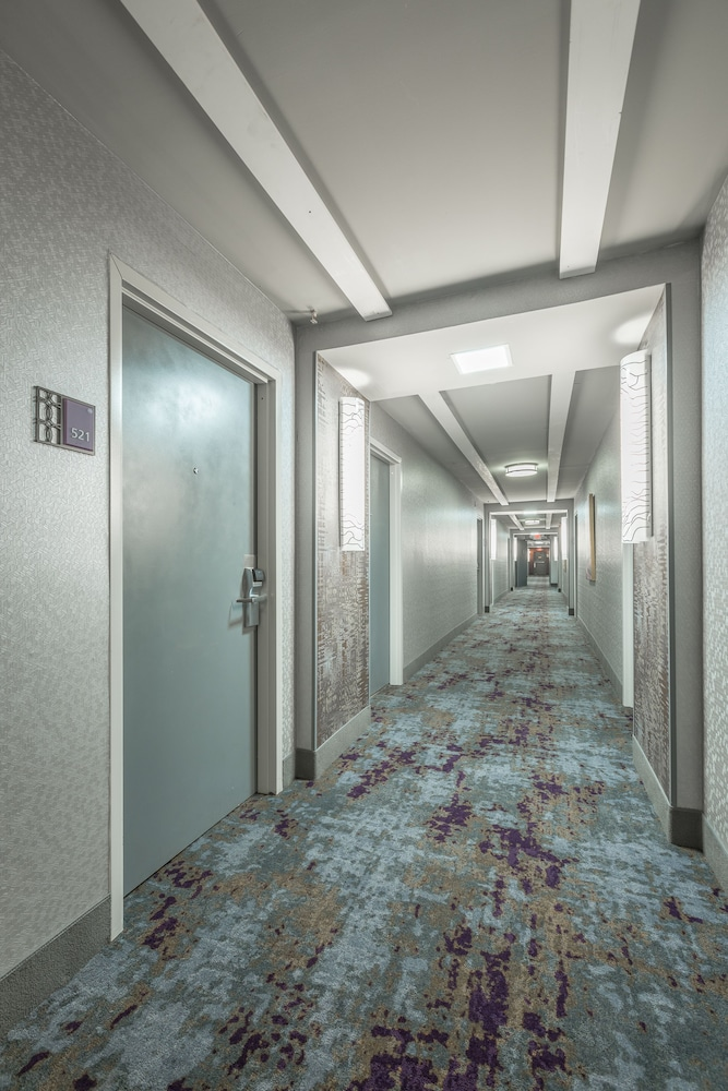 Hallway, District 3 Hotel, Ascend Hotel Collection