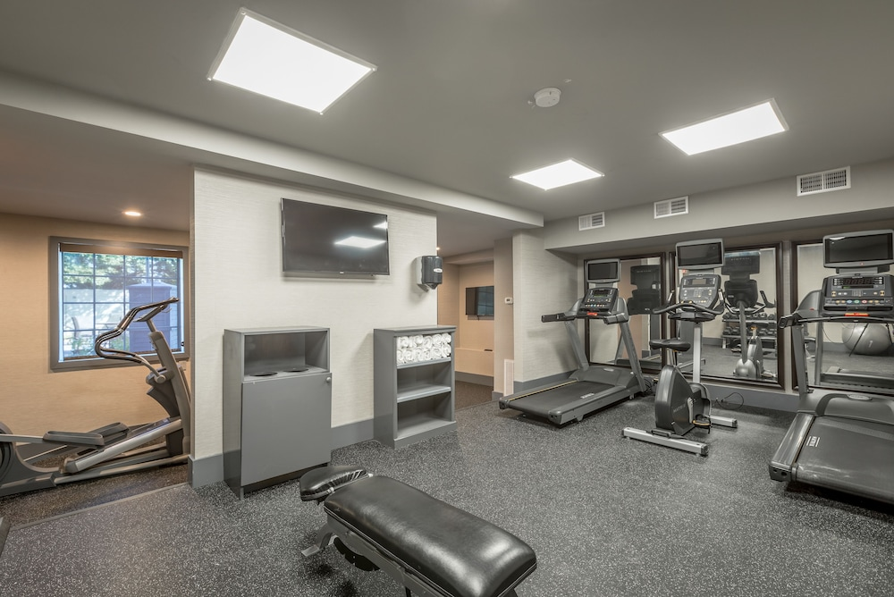 Fitness Studio, District 3 Hotel, Ascend Hotel Collection
