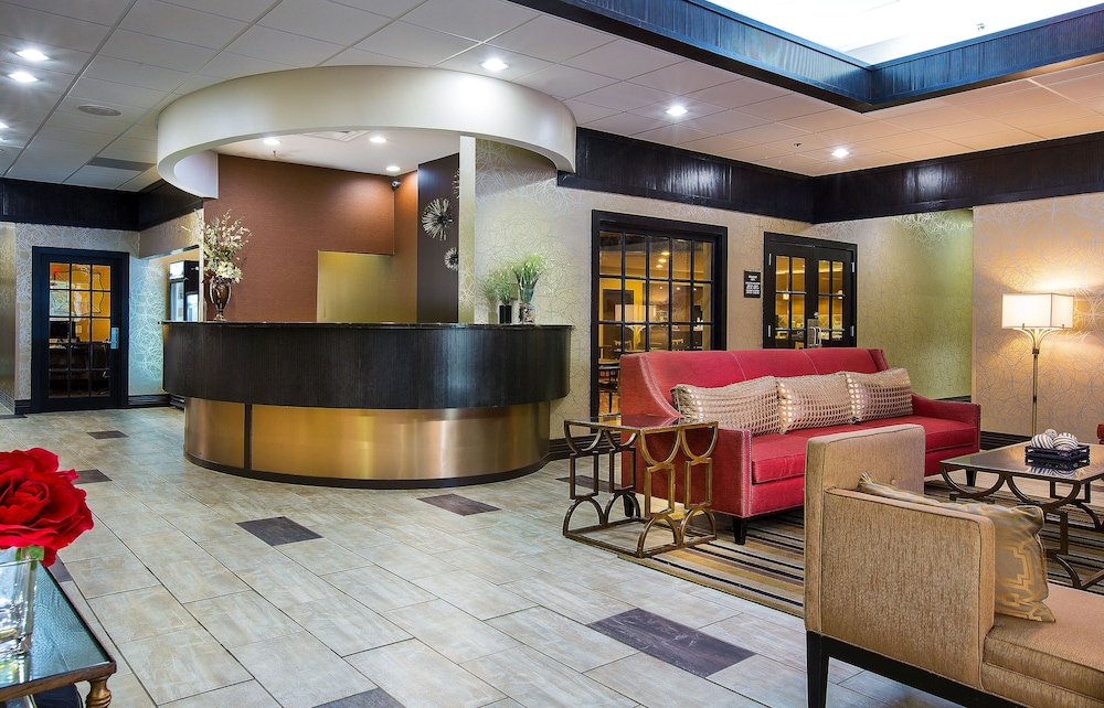 Lobby Sitting Area, Best Western Plus The Charles Hotel