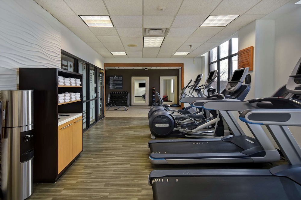 Fitness Facility, Embassy Suites Omaha - Downtown/Old Market
