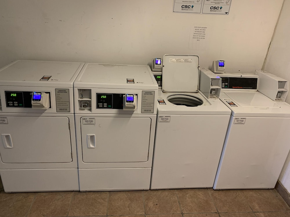 Laundry Room, Days Inn & Suites by Wyndham Collierville Germantown Area