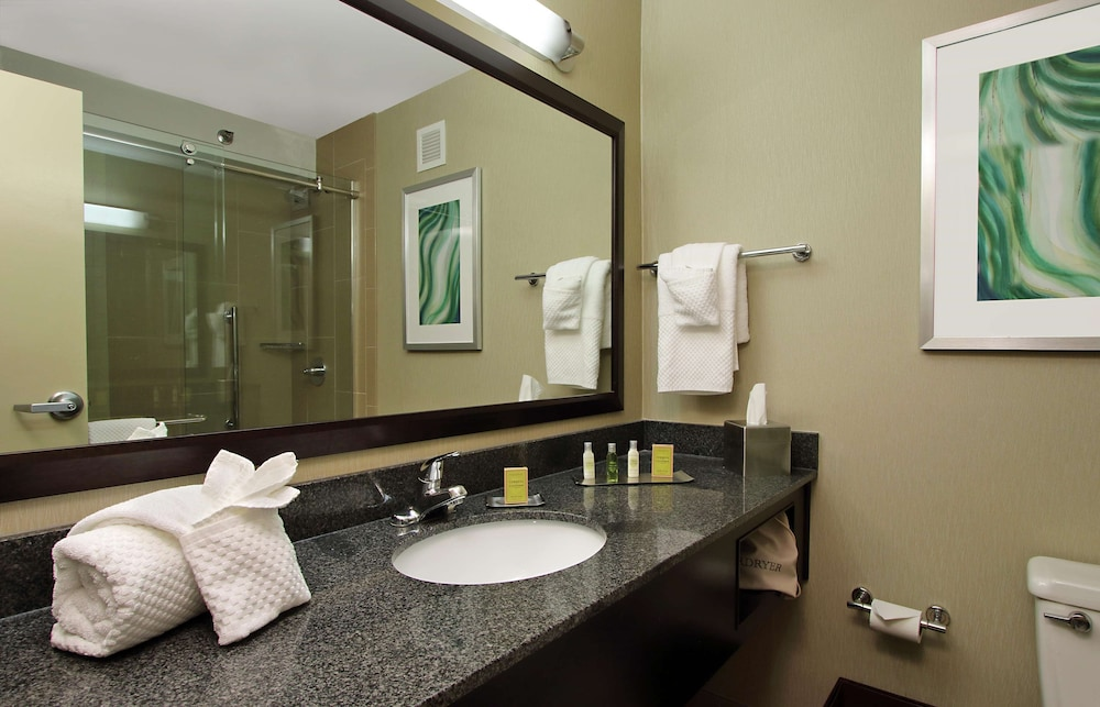 Bathroom, DoubleTree by Hilton Hotel Newark Ohio